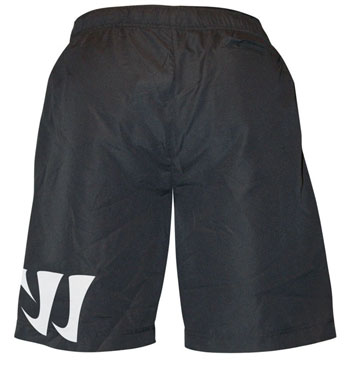 Warrior Trainings Short kurz Senior Schwarz (2)